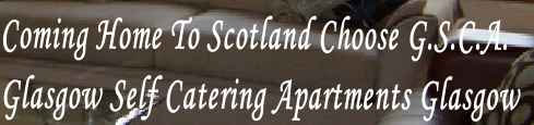 Coming Home To Scotland Choose G.S.C.A.