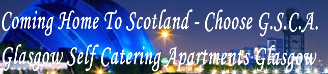 Coming Home To Scotland - Choose G.S.C.A.