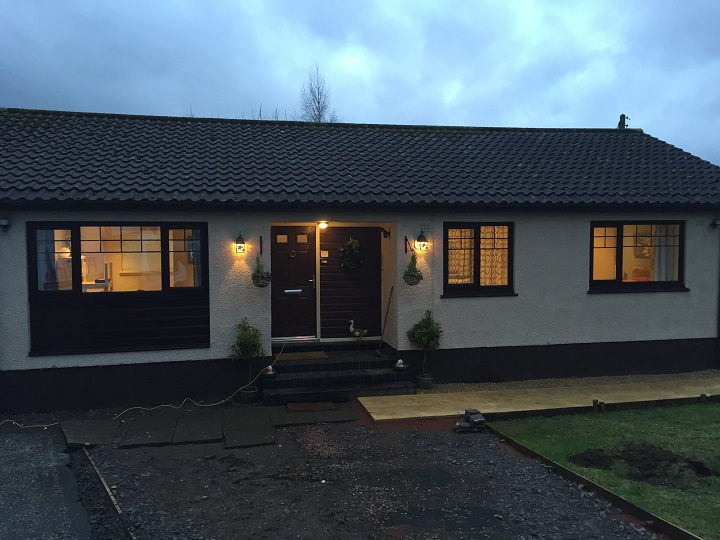 Fieldside Cottage Front View