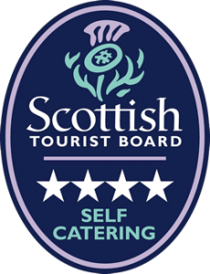 scottish tourist board 4 star self catering